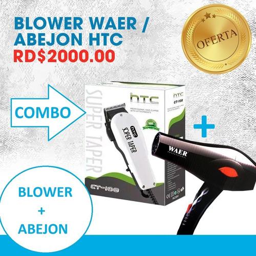 Combo Abejon Htc + Blower Nova 3000 Watts *soy Tienda*