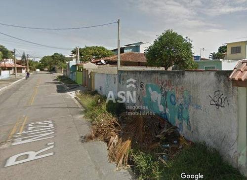 Imagem 1 de 3 de Terreno À Venda, 200 M² Por R$ 280.000 - Costazul - Rio Das Ostras/rj - Te0476