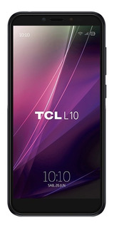 Celular Tcl L10 5.5 Pulgadas 32 Gb 3 Gb Metalic Black Libre