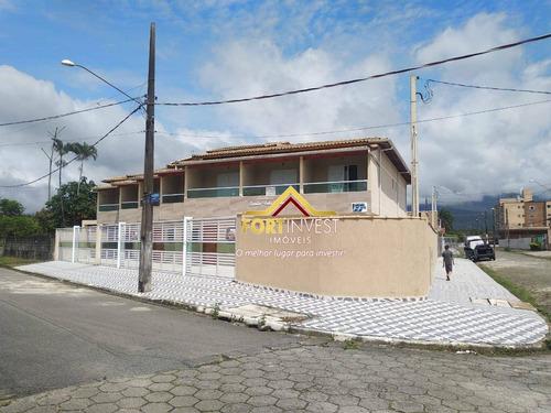 Sobrado Com 2 Dormitórios À Venda, 85 M² Por R$ 250.000,00 - Caiçara - Praia Grande/sp - So0135