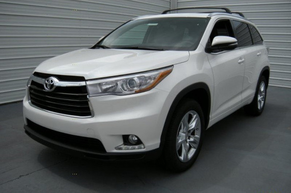 2014 Highlander Limited