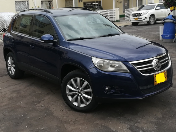 Volkswagen Tiguan 2.0 Turbo 4motion