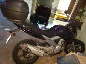 Yamaha Fazer Ys250cc 2011/2012