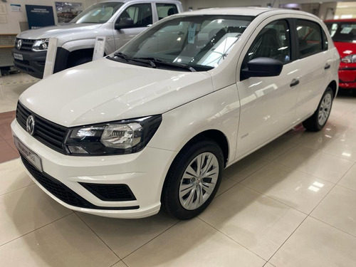 Volkswagen Nuevo Gol Trend5p Trendline Aut. My21 0km Dm