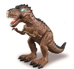 Dinossauro Tiranossauro Rex Som Luz Zoop Toys Zp00164