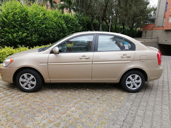 Hyundai Accent Gls Modelo 2011. 1400. Cinco Puertas