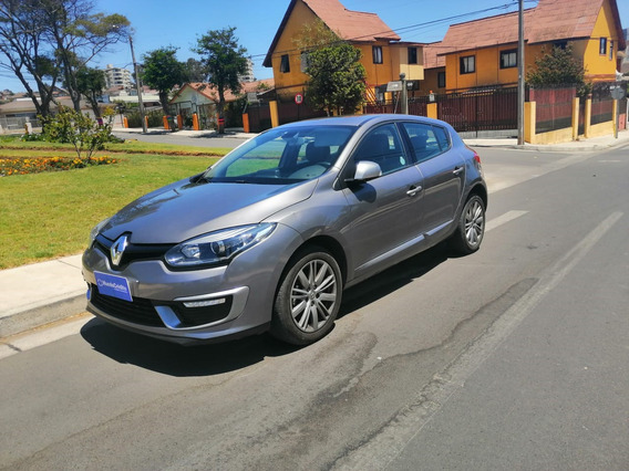 Renault Megane Iii Dynamique 2.0 Aut 2015