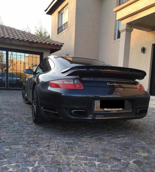 Porsche 911 2007 3.8 Turbo