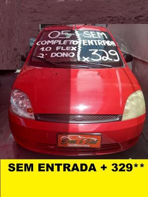 Ford Fiesta 1.0 Sedan Flex Completo 4pt Segundo Dono