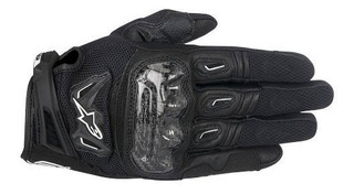 Luva Alpinestars Smx-2 Air Carbon V2 Preto Tam. 3xl