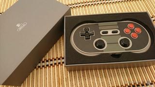 Mando Joystick Gamepad 8bitdo Nes30 Pro