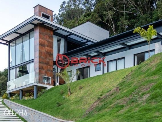 Excelente Casa Moderna Com 3 Suíte Em Condomínio Com Lazer Completo Em Quebra Frascos. - Ca01112 - 34308845