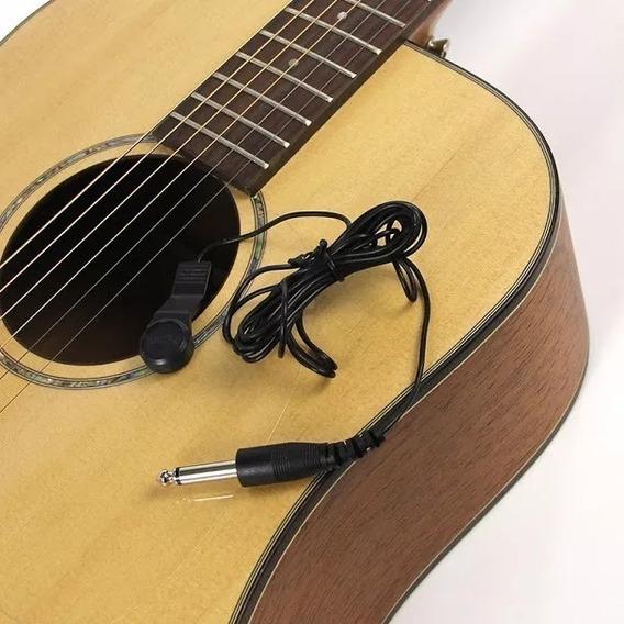 Pastilla Cherub Wcp-55 Standard Pickup Para Instrumentos