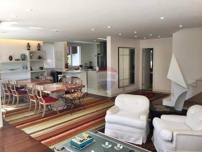 Apartamento Residencial Para Venda E Locação, Barra Da Tijuca, Rio De Janeiro - Ap0163. - Ap0163