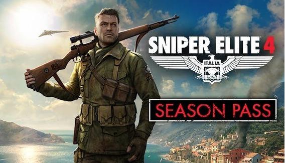 Sniper Elite 4 - Season Pass Steam Original Key