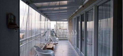 Cobertura Com 4 Dormitórios À Venda, 283 M² Por R$ 2.800.000,00 - Vila Suzana - São Paulo/sp - Co0073