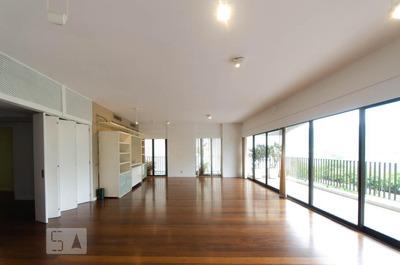 Apartamento Para Aluguel - Lagoa, 3 Quartos, 214 - 893028953