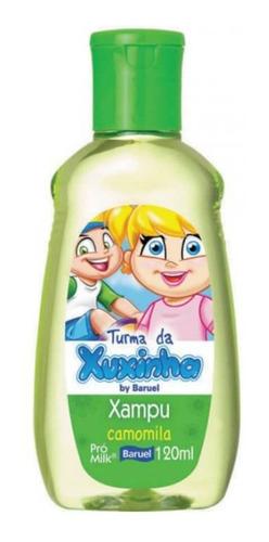 Baruel Turma Da Xuxinha Camomila Shampoo 120ml