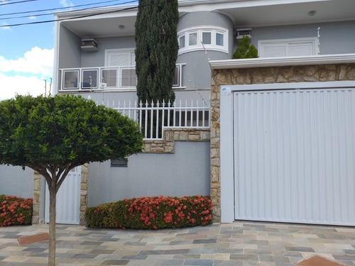 Casa Sobrado Jardim Esplanada A Venda Em Indaiatuba - Ca00913 - 34275369
