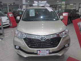 Toyota Avanza Xle 2019