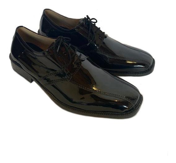Zapatos De Charol Vulcano