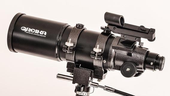 Telescópio Greika Bt40080eq Equatorial Com Tripé Promoção**