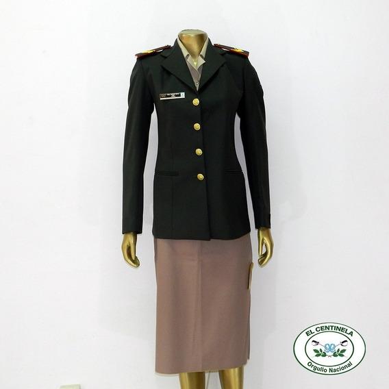Chaquetilla Femenina Para Gendarmeria Sólo Talle 38