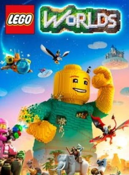 Lego World Ps4