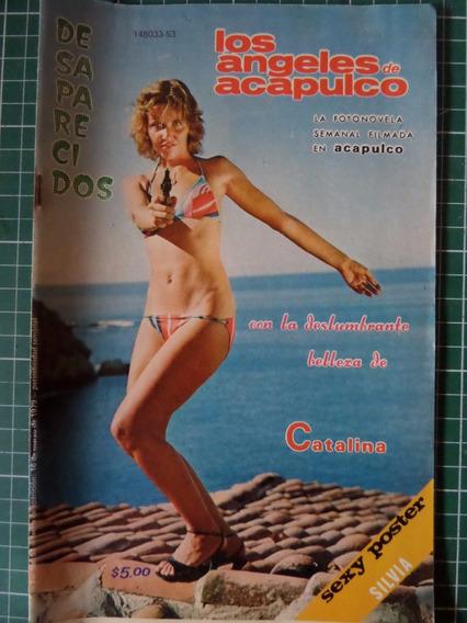 Revista Antigua Fotonovela Vedets Angeles De Acapulco 1979