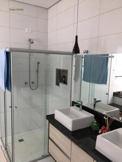 Sobrado Com 3 Dormitórios À Venda, 190 M² Por R$ 1.300.000 - Parque Cidade Nova - Mogi Guaçu/sp - So0098