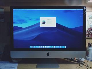 iMac 27 Late 2015 - Acepto Permutas - Leer La Descripción