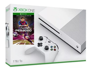 Xbox One S 1tb Con Pes Nuevo
