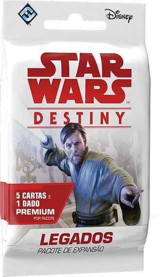 Star Wars Destiny - Booster Expansão Legados