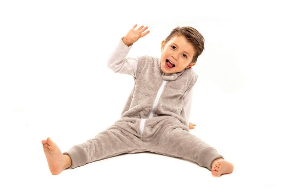 Saco Para Dormir Niño - Bebe, Pijama Calientito Masho
