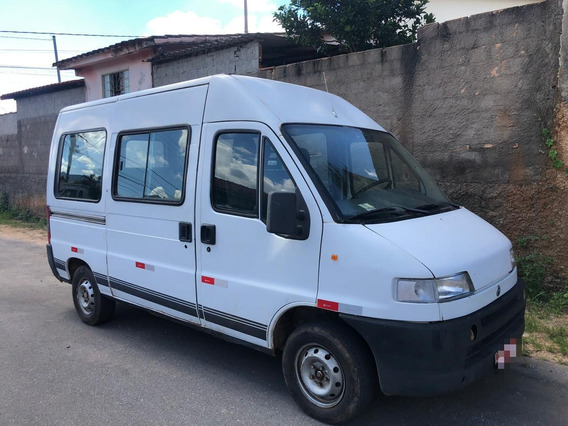 Fiat Ducato 2002 2.8 15 Turbo 5p