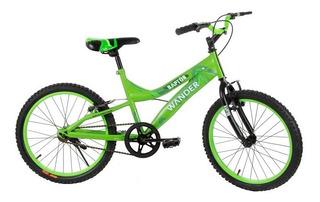Bicicleta Infantil Wander Raptor R20 - 71135/71140