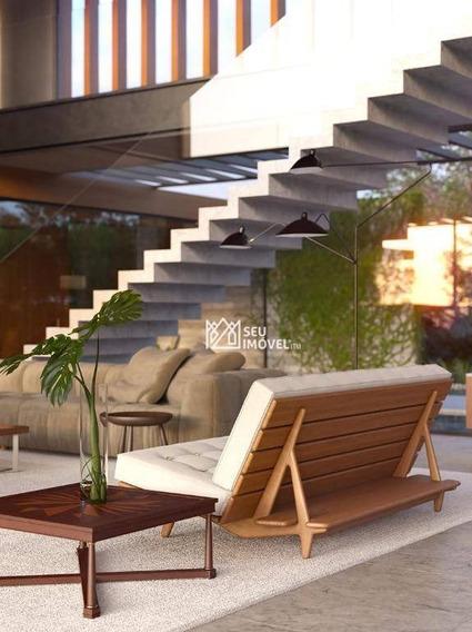 Casa Com 6 Dormitórios À Venda, 1500 M² Por R$ 18.000.000,00 - Condomínio Fazenda Boa Vista - Porto Feliz/sp - Ca1732