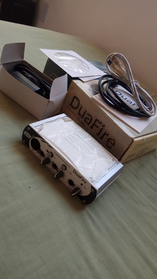 Interface De Audio Esi Duafire - Firewire