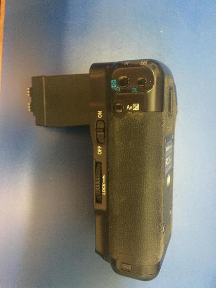 Grip Para Câmera Canon Lp-e8 Para T2i, T3i, T4, T5i E Outros