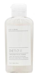 Detox Mini Jabón Líquido De Limpieza Facial Profunda