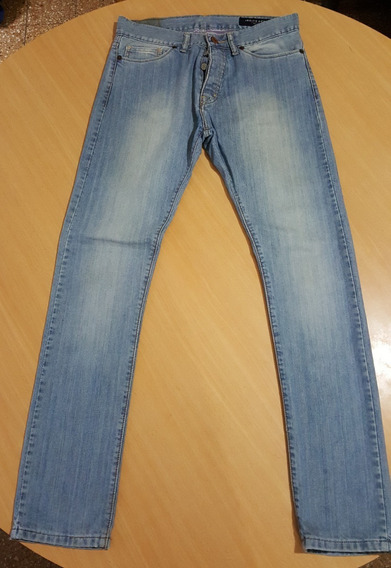 Jean Inside Talle 28 Impecable