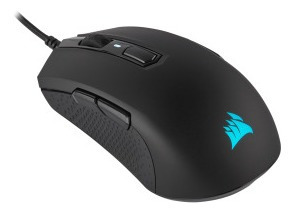 Mouse Corsair Gaming M55 Rgb Pro Black 12k Dpi Ch-9308011-na
