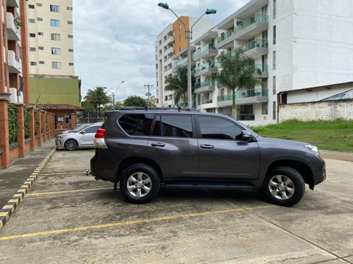 Toyota Prado Txl 2013 Blindaje 2 Plus