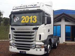 Scania R 440 A 6x2 2013