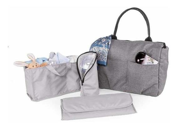 Organizadora Bolsa Easy Bag Chicco - Cool Grey