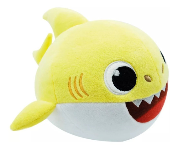 39280 - Pelúcia Com Movimento Baby Shark Toyng