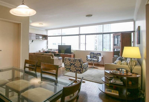 Imagem 1 de 15 de Apartamento À Venda No Jardim Paulista Na Alameda Joaquim Eugênio De Lima - Ap31058