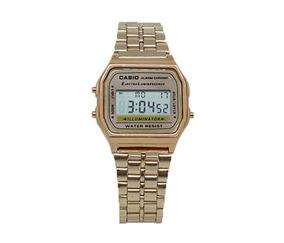 Relógio Masculino Digital Casio Ouro