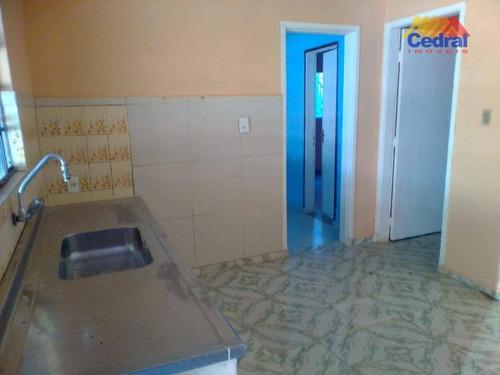 Casa Com 2 Dormitórios À Venda, 150 M² Por R$ 230.000,00 - Parque Residencial Itapeti - Mogi Das Cruzes/sp - Ca0752