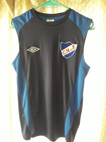 Camiseta Musculosa Nacional De Montevideo Umbro